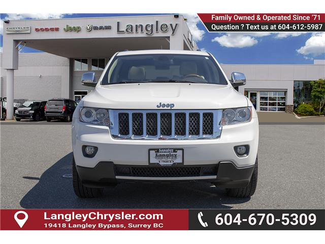2011 Jeep Grand Cherokee Overland (Stk: EE899000A) in Surrey - Image 2 of 26