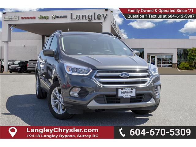 2018 Ford Escape SEL (Stk: EE908730) in Surrey - Image 1 of 26
