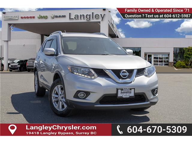 2014 Nissan Rogue SV (Stk: K687601A) in Surrey - Image 1 of 25