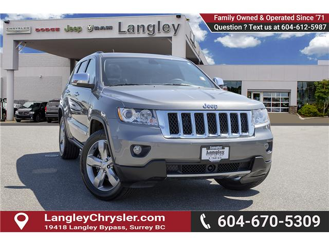 2013 Jeep Grand Cherokee Overland (Stk: K687604A) in Surrey - Image 1 of 27