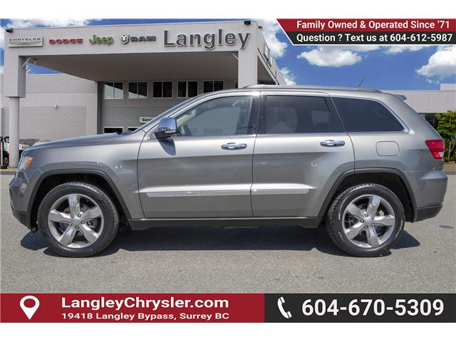 2013 Jeep Grand Cherokee 24P (Stk: K687604A) in Surrey - Image 4 of 27