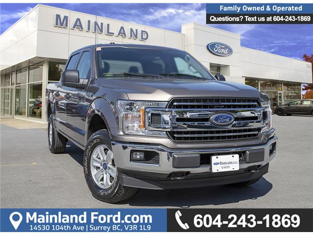 2018 Ford F-150 XLT (Stk: P1727) in Surrey - Image 1 of 30