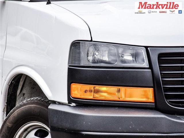 2018 GMC Savana Commerci VAN 177 (Stk: P6327) in Markham - Image 9 of 20