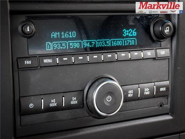 2018 GMC Savana Commerci VAN 177 (Stk: P6327) in Markham - Image 13 of 20