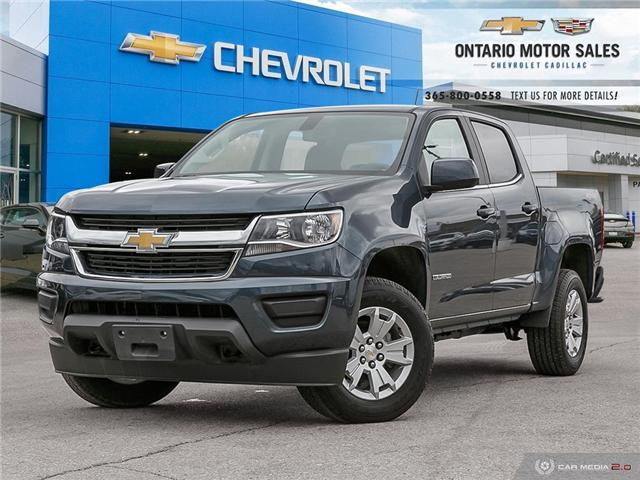 2019 Chevrolet Colorado LT (Stk: 12488A) in Oshawa - Image 1 of 34