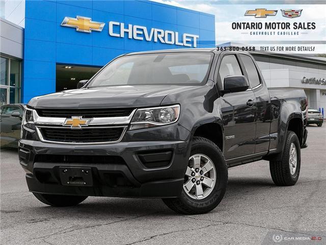 2016 Chevrolet Colorado WT (Stk: 278195A) in Oshawa - Image 1 of 36
