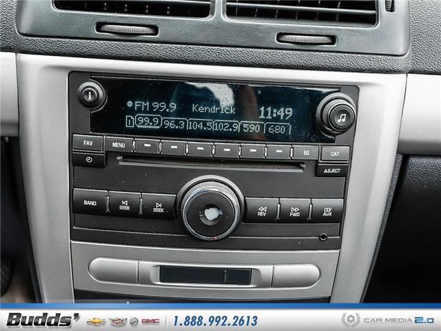2010 Chevrolet Cobalt LT (Stk: EQ9018PA) in Oakville - Image 16 of 25