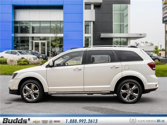 2016 Dodge Journey Crossroad (Stk: ES9057A) in Oakville - Image 2 of 22