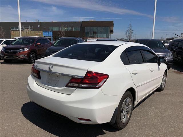 2015 Honda Civic LX (Stk: I190896A) in Mississauga - Image 7 of 18