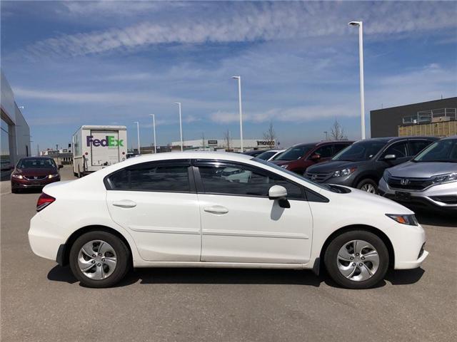 2015 Honda Civic LX (Stk: I190896A) in Mississauga - Image 8 of 18