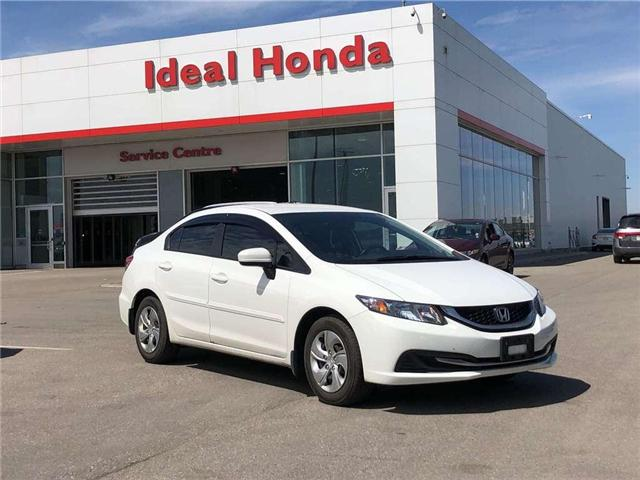 2015 Honda Civic LX (Stk: I190896A) in Mississauga - Image 9 of 18