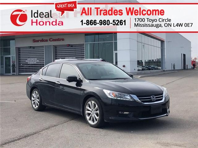 2015 Honda Accord Touring (Stk: I190898A) in Mississauga - Image 1 of 18