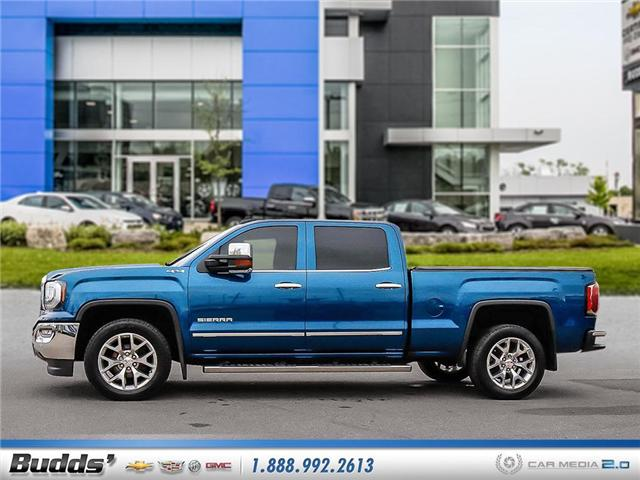 2018 GMC Sierra 1500 SLT (Stk: SR9014PA) in Oakville - Image 2 of 25