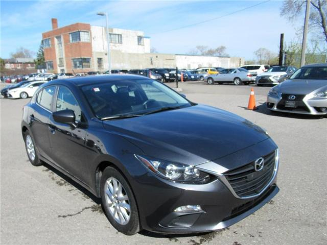 2015 Mazda Mazda3 GS (Stk: 16164A) in Toronto - Image 1 of 26