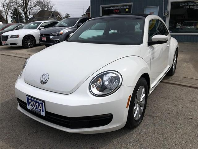 2014 Volkswagen The Beetle Comfortline (Stk: 18774) in Belmont - Image 2 of 18