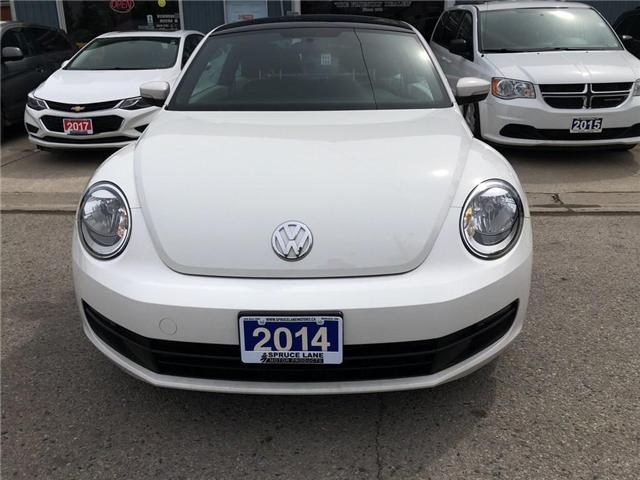2014 Volkswagen The Beetle Comfortline (Stk: 18774) in Belmont - Image 3 of 18