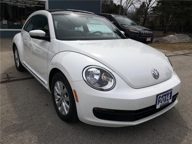 2014 Volkswagen The Beetle Comfortline (Stk: 18774) in Belmont - Image 4 of 18