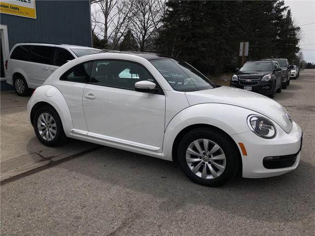 2014 Volkswagen The Beetle Comfortline (Stk: 18774) in Belmont - Image 5 of 18