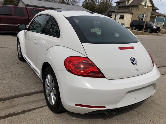 2014 Volkswagen The Beetle Comfortline (Stk: 18774) in Belmont - Image 8 of 18