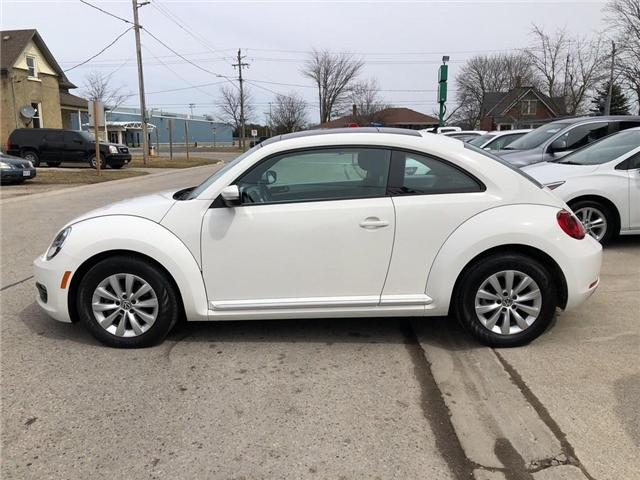 2014 Volkswagen The Beetle Comfortline (Stk: 18774) in Belmont - Image 9 of 18
