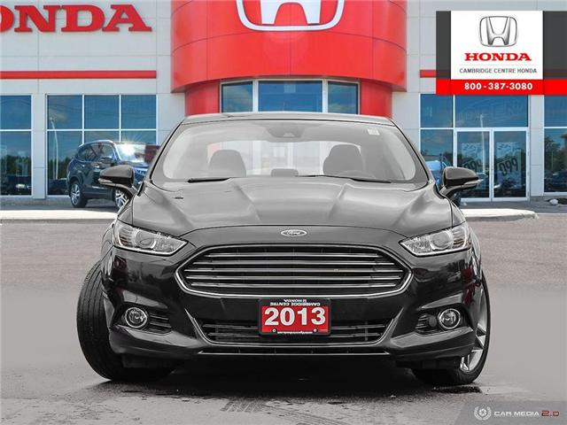 2013 Ford Fusion Titanium (Stk: 19674A) in Cambridge - Image 2 of 27