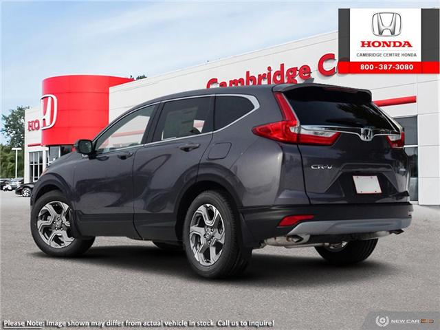 2019 Honda CR-V EX (Stk: 19807) in Cambridge - Image 4 of 18
