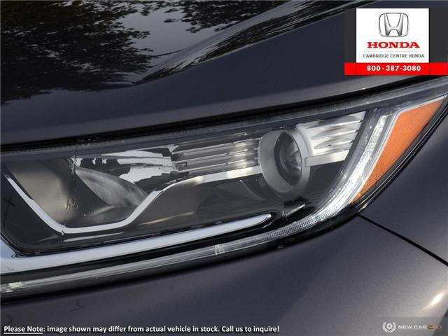 2019 Honda CR-V EX (Stk: 19807) in Cambridge - Image 9 of 18