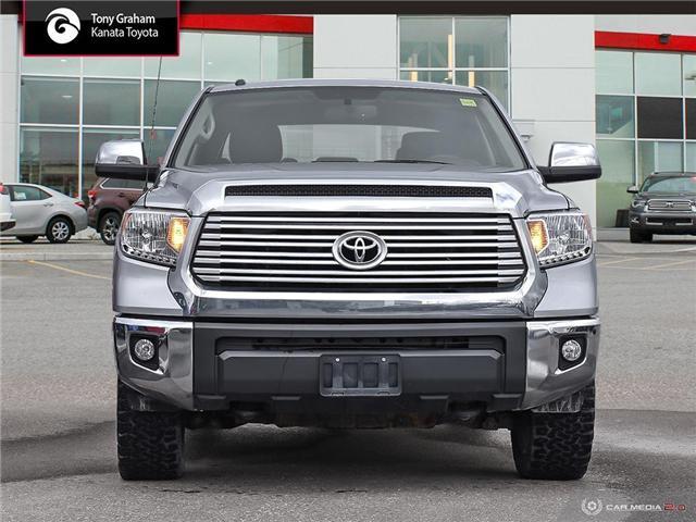2016 Toyota Tundra  (Stk: K4237A) in Ottawa - Image 2 of 29