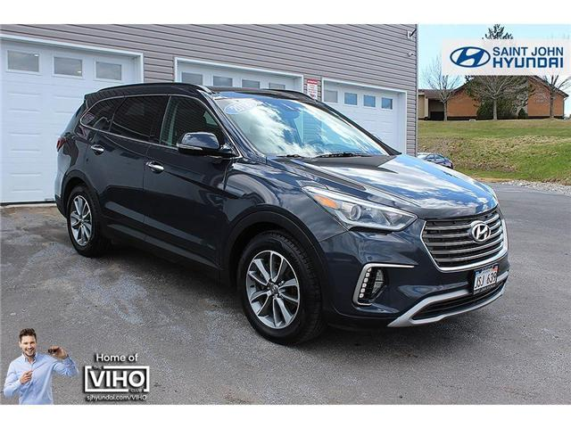 2018 Hyundai Santa Fe XL  (Stk: U2169) in Saint John - Image 1 of 24
