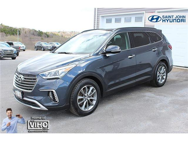 2018 Hyundai Santa Fe XL  (Stk: U2169) in Saint John - Image 2 of 24