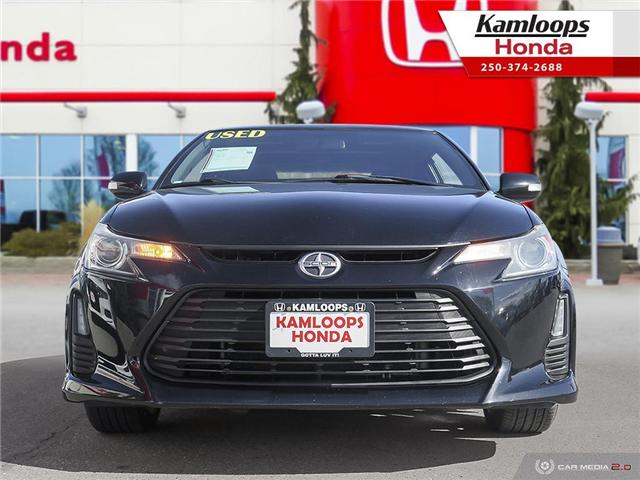 2016 Scion tC Base (Stk: 14304A) in Kamloops - Image 2 of 25