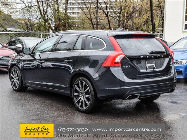 2015 Volvo V60 T6 (Stk: 254745) in Ottawa - Image 4 of 27