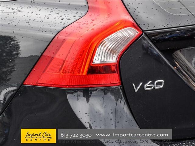 2015 Volvo V60 T6 (Stk: 254745) in Ottawa - Image 6 of 27