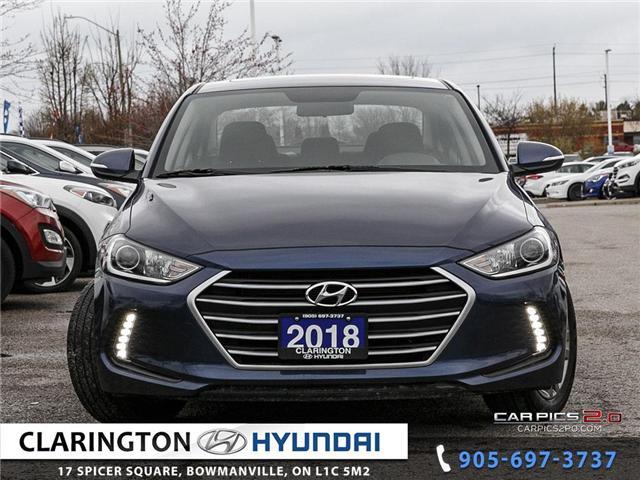2018 Hyundai Elantra GL SE (Stk: U883) in Clarington - Image 2 of 27