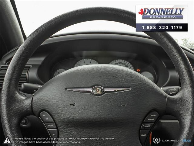 2006 Chrysler Sebring Base (Stk: PBWKS270A) in Kanata - Image 14 of 27