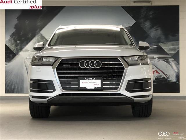 2018 Audi Q7 3.0T Technik (Stk: A2541B) in Richmond - Image 2 of 22