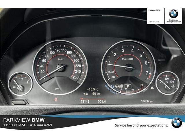 2016 BMW 340i  (Stk: PP8491) in Toronto - Image 11 of 21