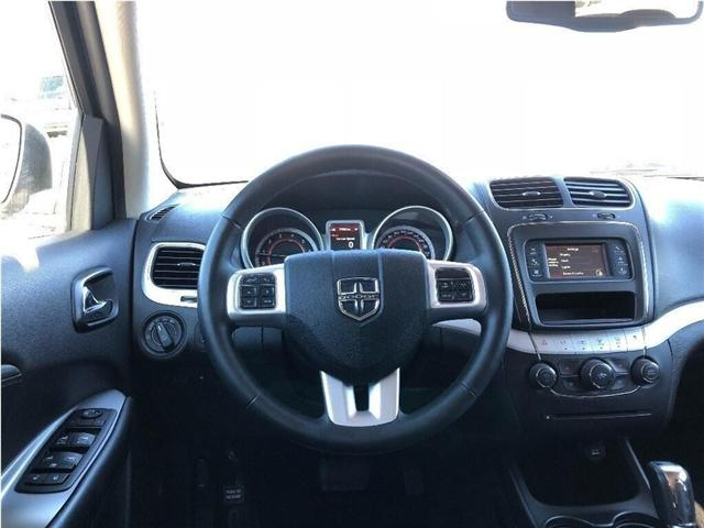 2014 Dodge Journey SXT (Stk: U236855) in Mississauga - Image 12 of 17