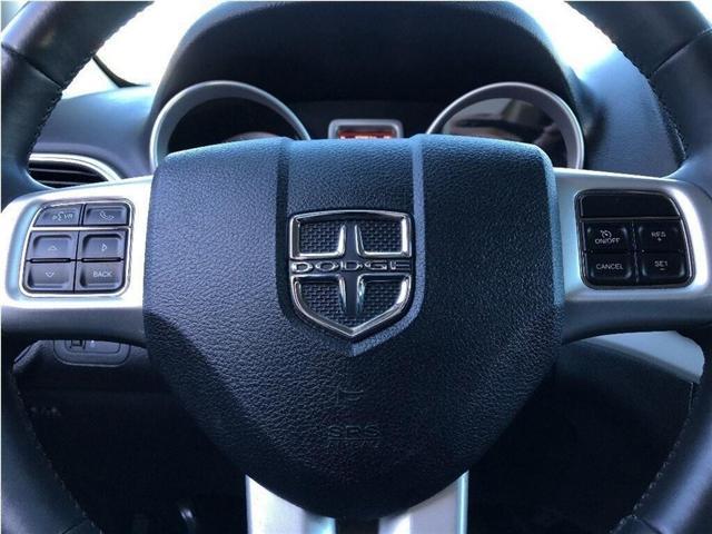 2014 Dodge Journey SXT (Stk: U236855) in Mississauga - Image 13 of 17