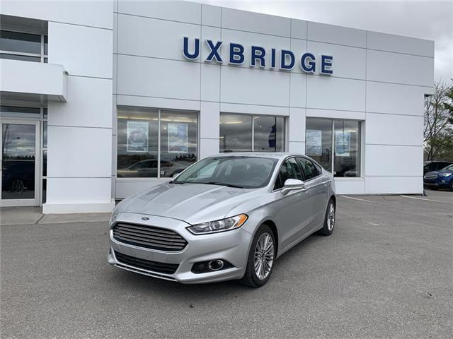 2014 Ford Fusion SE (Stk: P1273A) in Uxbridge - Image 1 of 10