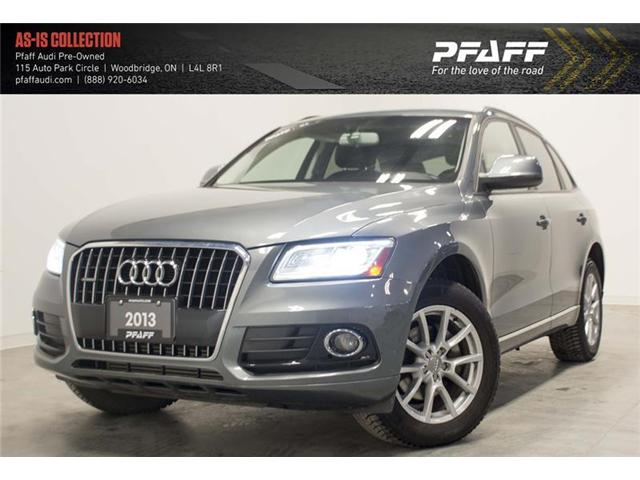2013 Audi Q5 2.0T (Stk: T15253A) in Woodbridge - Image 1 of 15