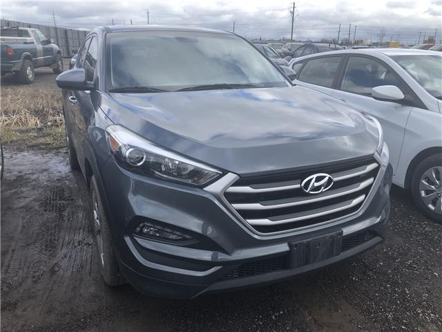 2017 Hyundai Tucson Base (Stk: 15824A) in Thunder Bay - Image 1 of 1