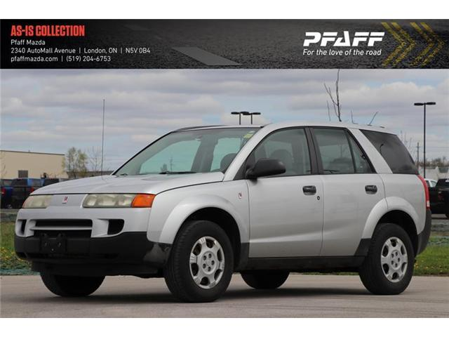 2003 Saturn VUE 4 CYL (Stk: MA1654A) in London - Image 1 of 10