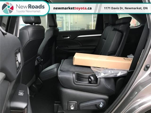 2019 Toyota Highlander XLE (Stk: 34310) in Newmarket - Image 16 of 19