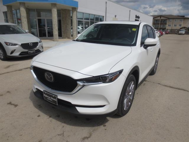 2019 Mazda CX-5 GT (Stk: M19110) in Steinbach - Image 1 of 22