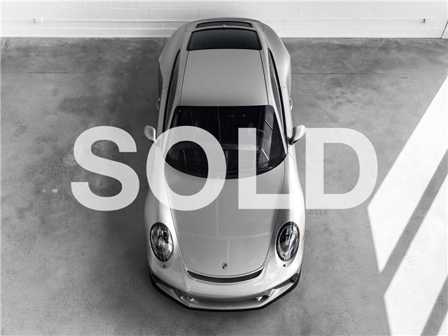 2018 Porsche 911 GT3 (Stk: WP0AC2A97JS175162) in Woodbridge - Image 1 of 36
