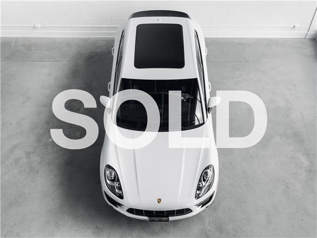 2015 Porsche Macan S (Stk: WP1AB2A53FLB41204) in Woodbridge - Image 1 of 40