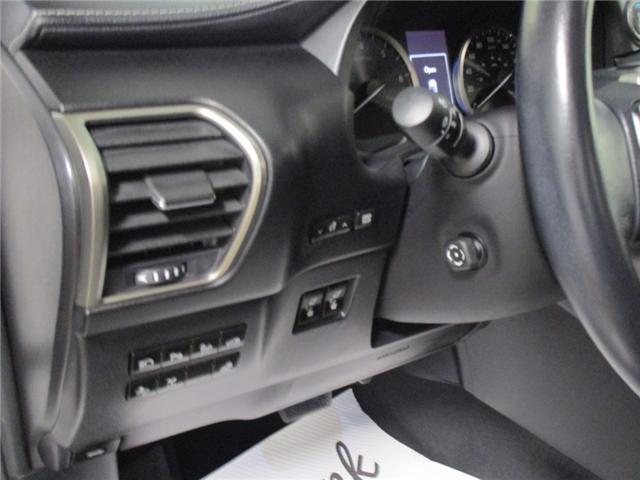 2015 Lexus NX 200t Base (Stk: 1990581) in Regina - Image 14 of 40