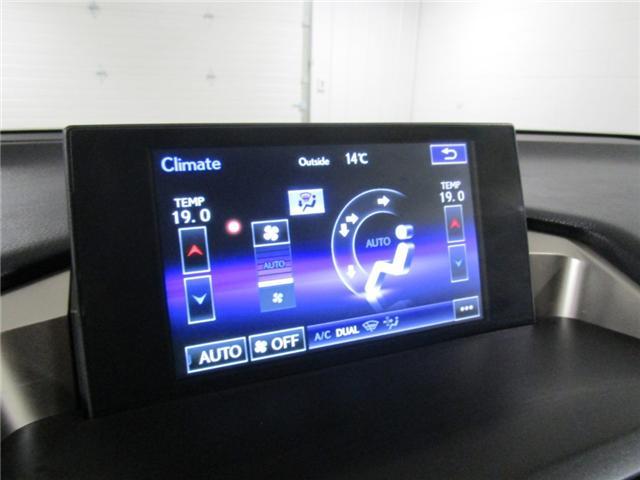 2015 Lexus NX 200t Base (Stk: 1990581) in Regina - Image 22 of 40