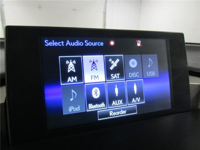 2015 Lexus NX 200t Base (Stk: 1990581) in Regina - Image 23 of 40